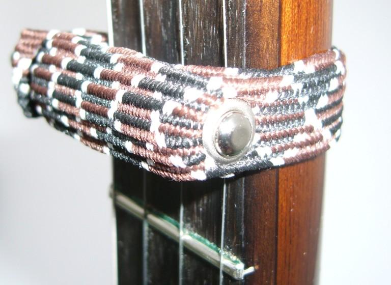 Kapodastr pro banjo – vychytávka