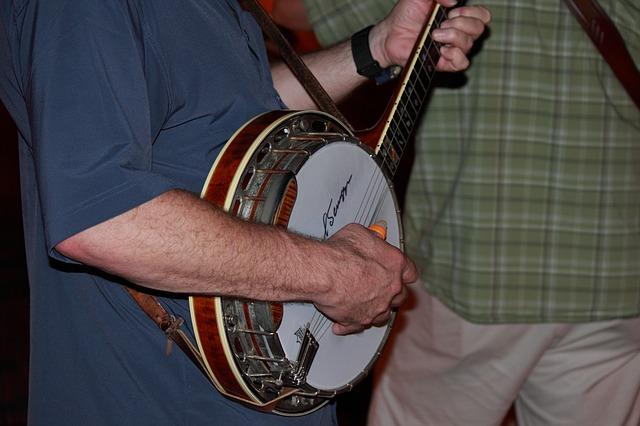 Nová cesta: banjo bluegrass