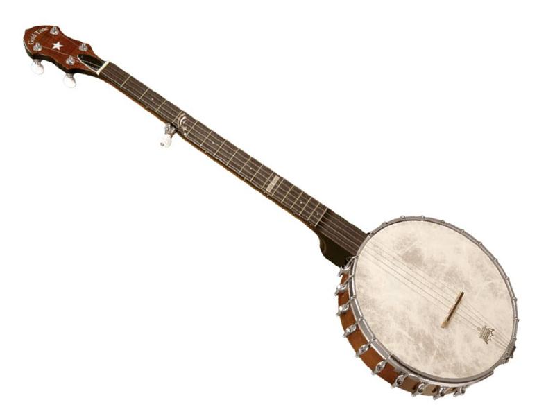 Manuál pro banjo clawhammer