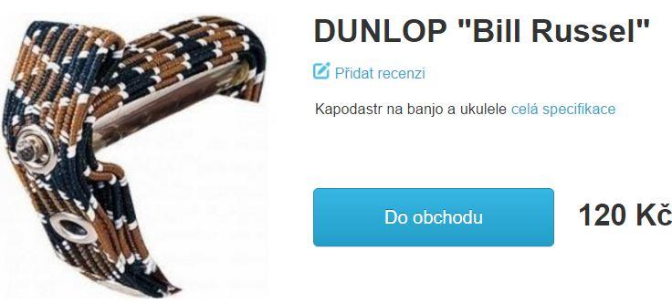 Dunlop Bill Russel