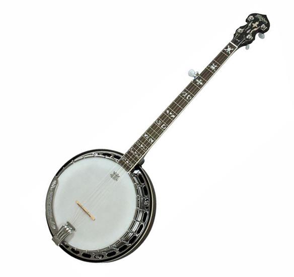Manuál pro banjo bluegrass