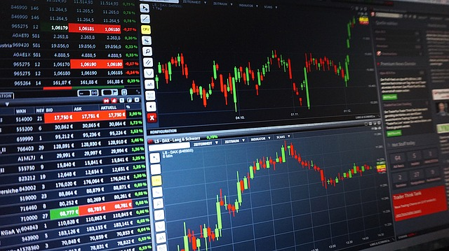 Softwarové nástroje pro obchodování na investičních trzích
